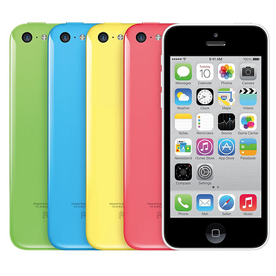 Apple iPhone 5C 8GB Verizon CDMA / GSM Unlocked Smartphone 4G LTE