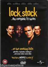 Lock, Stock...the complete TV series (DVD 2000) 2 Disc, Regions 2 & 4