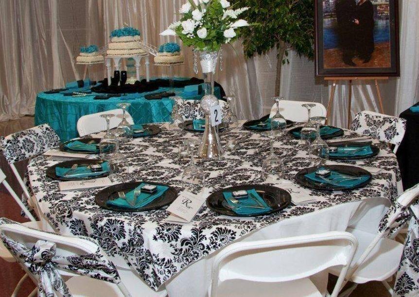 10 Floqué Damassé superpositions 60 x60  Nappes Table Top Cover flocage Square