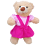 16-inch-40cm-TEDDY-CLOTHES-PINK-DRESS-PRINCESS-DENIM-TUTU-BIRTHDAY-BUTTERFLY thumbnail 6