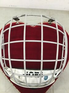 Vintage-cage-senior-51-275-270g-514-Jofa-bubble-helmet-hockey-B