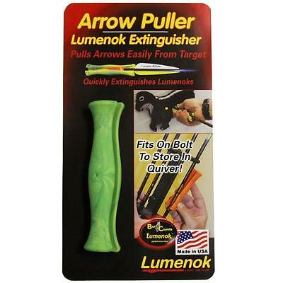 Lumenok Arrow Puller & Extinguisher 1/Pkg Green