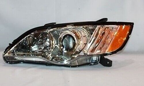 Left Side Replacement Headlight Assembly For 2008-2009 Subaru Outback