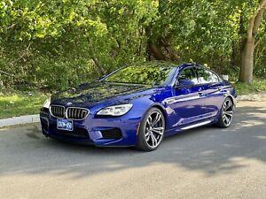 2016 BMW M6 -