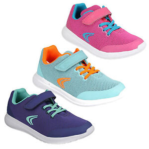 6e7136145a0 Image is loading INFANT-GIRLS-CLARKS-SPRINT-ZONE-CASUAL-RIPTAPE-EVERYDAY-