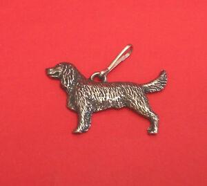 Labrador Dog Clip on Keyring Pet Collar Phone Charm Vet Kennels Mum Xmas Gift