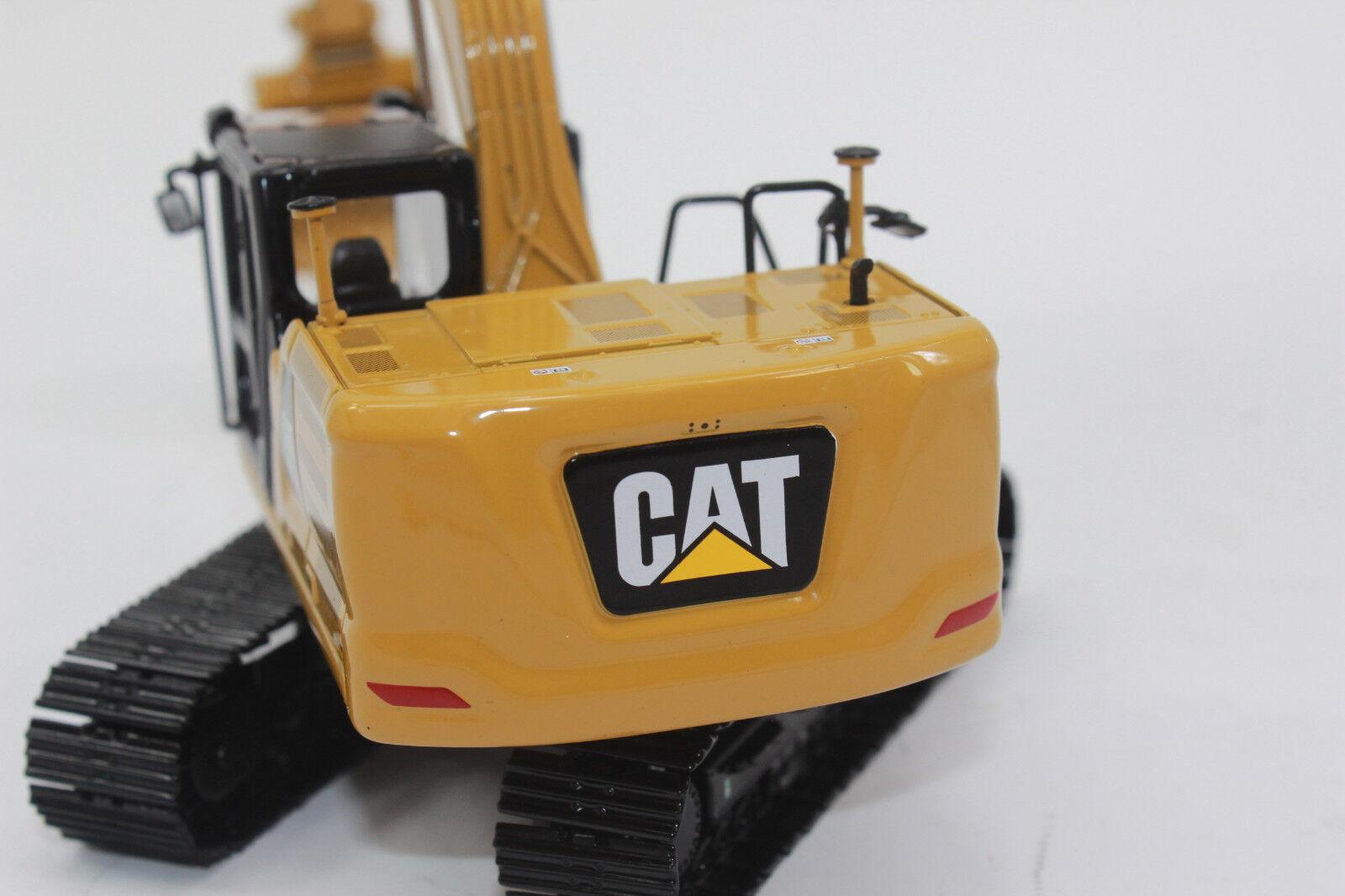 Diecast Master 85571 Cat 323 Pelles sur Chenilles Chenilles Chenilles Prochaine Génération 1:50 | Technologie Sophistiquée  965d7d