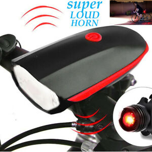 Super-Bright-USB-Led-Bike-Bicycle-Light-Rechargeable-Headlight-amp-Taillight-Set