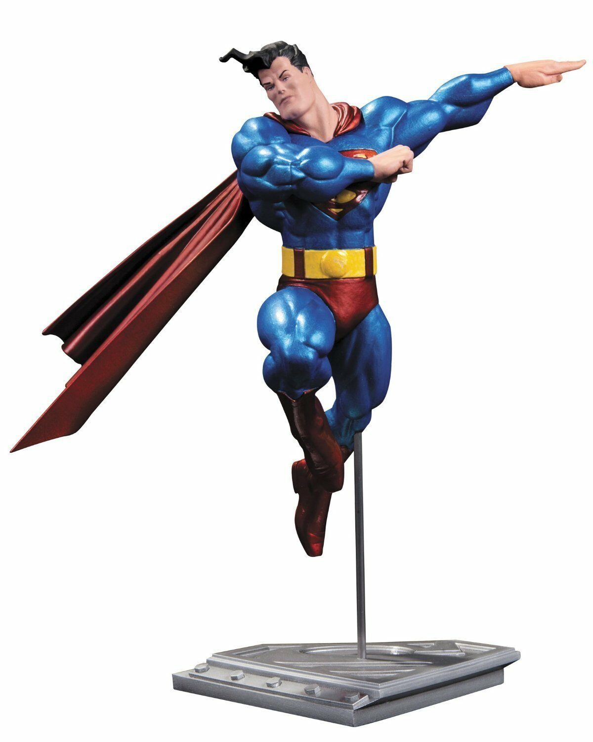 72746 Action Figure - SUPERMAN man of steel - by Frank Miller DC Collectibles