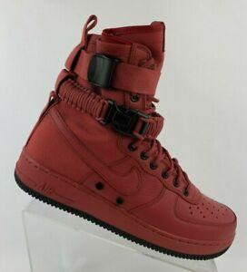Details about Nike Women's SF AF1 Special Field Air Force 1 Cedar Black Sz 11 857872 600