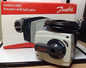 New-Danfoss-AMZ-112-Actuator-with-Ball-Valve-DN15-On-Off-Valve-082G5400