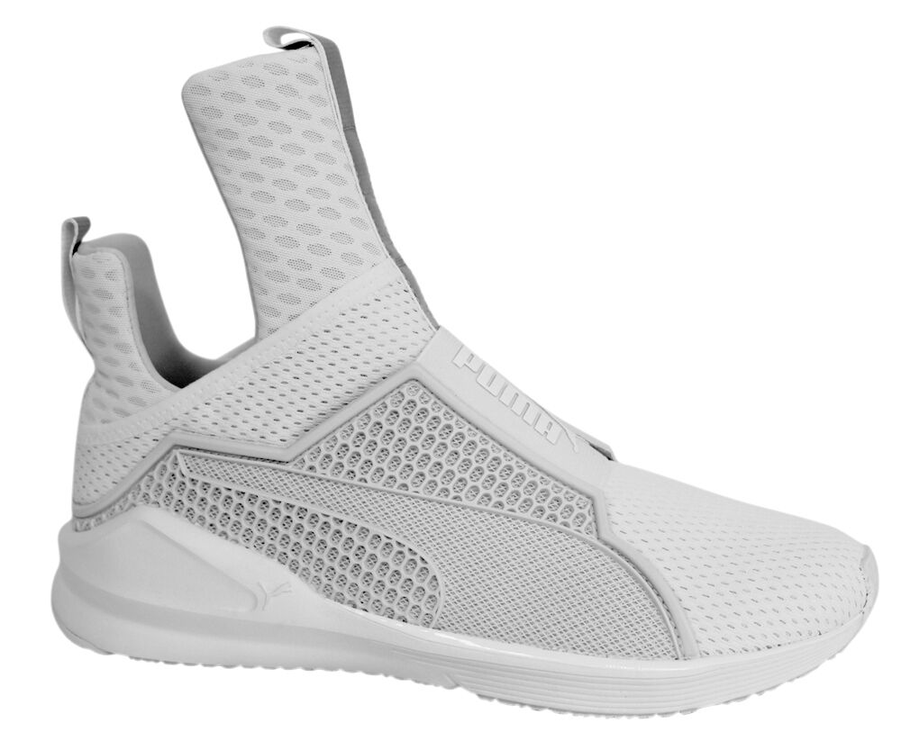 Puma The Fenty X Rihanna Slip On Trainers Shoes Mesh Unisex 189193