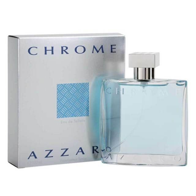Azzaro Chrome 100ml EDT Spray Men