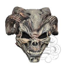 Halloween Latex Night Chronicle Devil Skull Head Costume Fancy Dress Party Mask