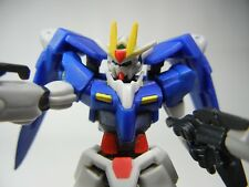 """The Complete Collection of Gundams """"GN-0000 OO Gundam""""Mini Poster&Figure BANDAI"""