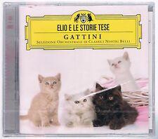 ELIO E LE STORIE TESE GATTINI CD + DVD  SIGILLATO!!!