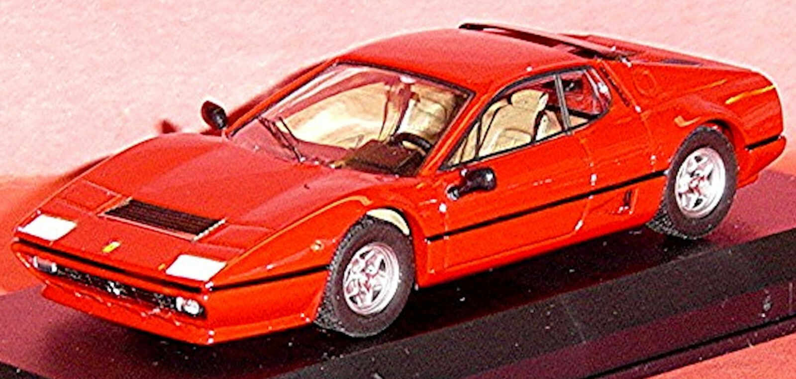 Ferrari 512bb Coupe 1976-84 Rouge rouge 1 43 Best