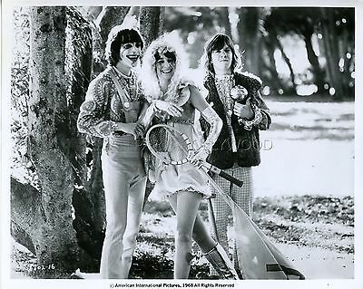 Hippie psych-out 1968 vintage photo original #11 drugs lsd