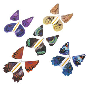 1Pc-Card-magic-flying-out-butterfly-surprise-magic-props-mystical-trick-toys-UR