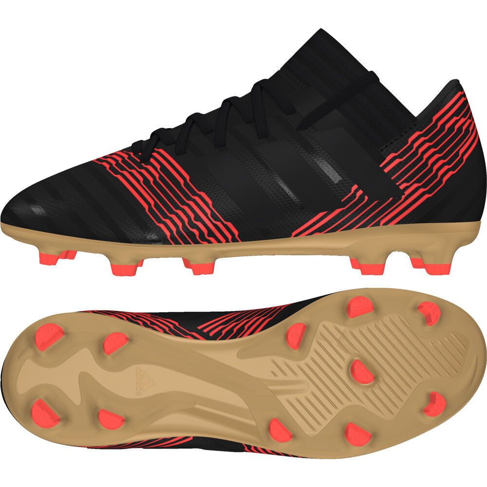 Adidas NEMEZIZ 17.3 FG FG FG J Kinder Fußballschuh CP9165 schwarz-rot SKYSTALKER 96d2cf