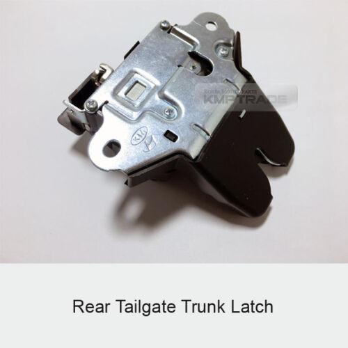 OEM Tailgate Latch Lock Actuator Trunk Lid Central For HYUNDAI 2011-2016 Elantra