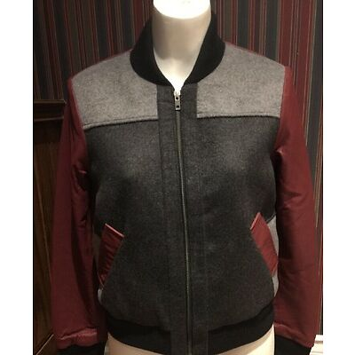 Lord & Taylor Genuine Leather Jacket. Brand New Never been Worn! Clarence $34.99