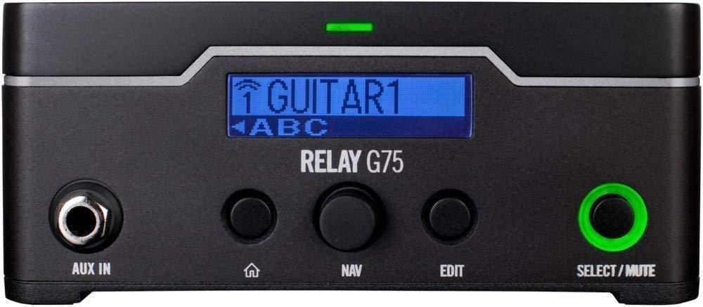 Guitarra Line 6 Inalámbrico 16ch 2.4GHz Relé G75 de Japón Japón Japón EMS con seguimiento Nuevo 443db7