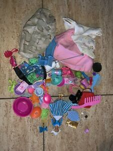 Miscellaneous-Lot-Of-Barbie-Doll-Toys-And-Accessories