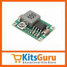 Ultra small size LM2596 DC-DC 3A adjustable step-down power supply module  KG292