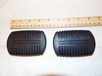 55-56-57-58-59 Chevy Gmc Pick Up Pickup 2 Truck Brake & Clutch Pedal Rubber Pad