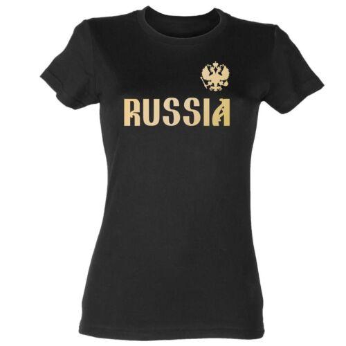 Russland Damen T-Shirt