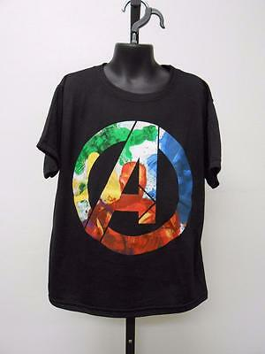 NEW AVENGERS AGE OF ULTRON YOUTH SIZE XS XSMALL T-SHIRT MARVEL 70FV