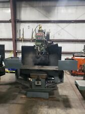 Topwell Vertical Mill Milling Machine Tw 105 With Anilam 1100 Cnc Control 46im