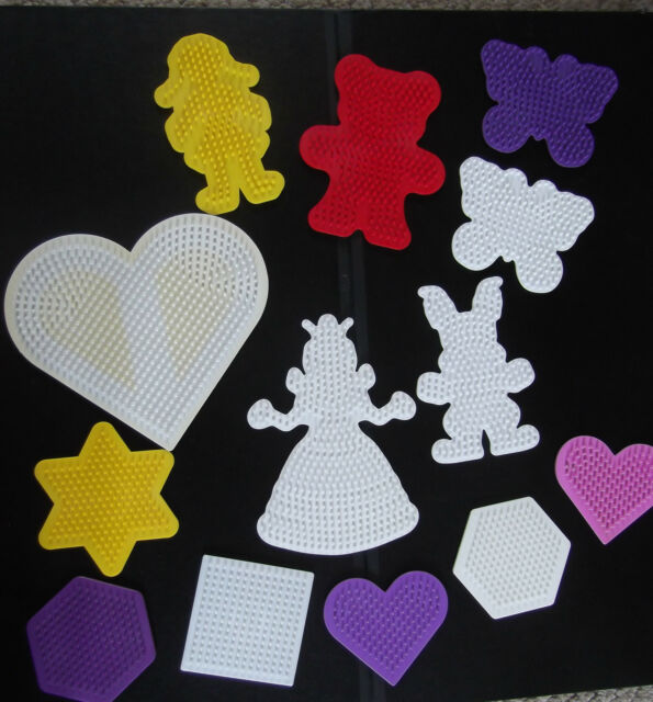 Hama peg boards various shapes and sizes available FREEPOST UK