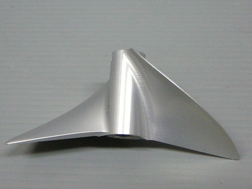 VXP 7214 CNC ALLOY PROP GAS BOAT PROPELLER 72mm 1.4p ^.35mm 1/4