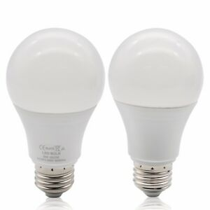Safego-LED-E27-9W-Bulb-House-Lighting-Warm-White-White-Light-6000K-3000K