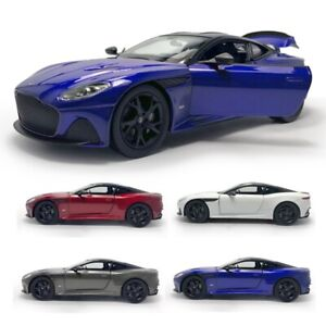 1 24 Aston Martin Dbs Superleggera Modellauto Die Cast Spielzeug Model Sammlung Ebay