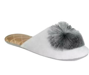 INC International Concepts Tassel Pom Pom Slippers Choose