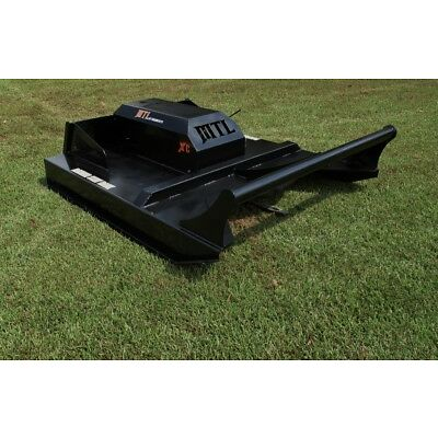 "60"" Skid Steer Rotary Brush Cutter / Bush Hog attachment Reg Low Flow-$199 Ship"