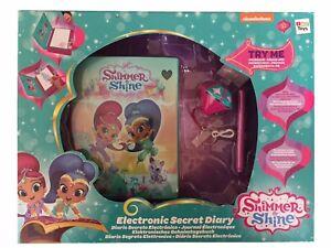 Shimmer-amp-Shine-Electronique-Journal-Secret-Set-amp-Accessoires-Ensemble-de-Jeux