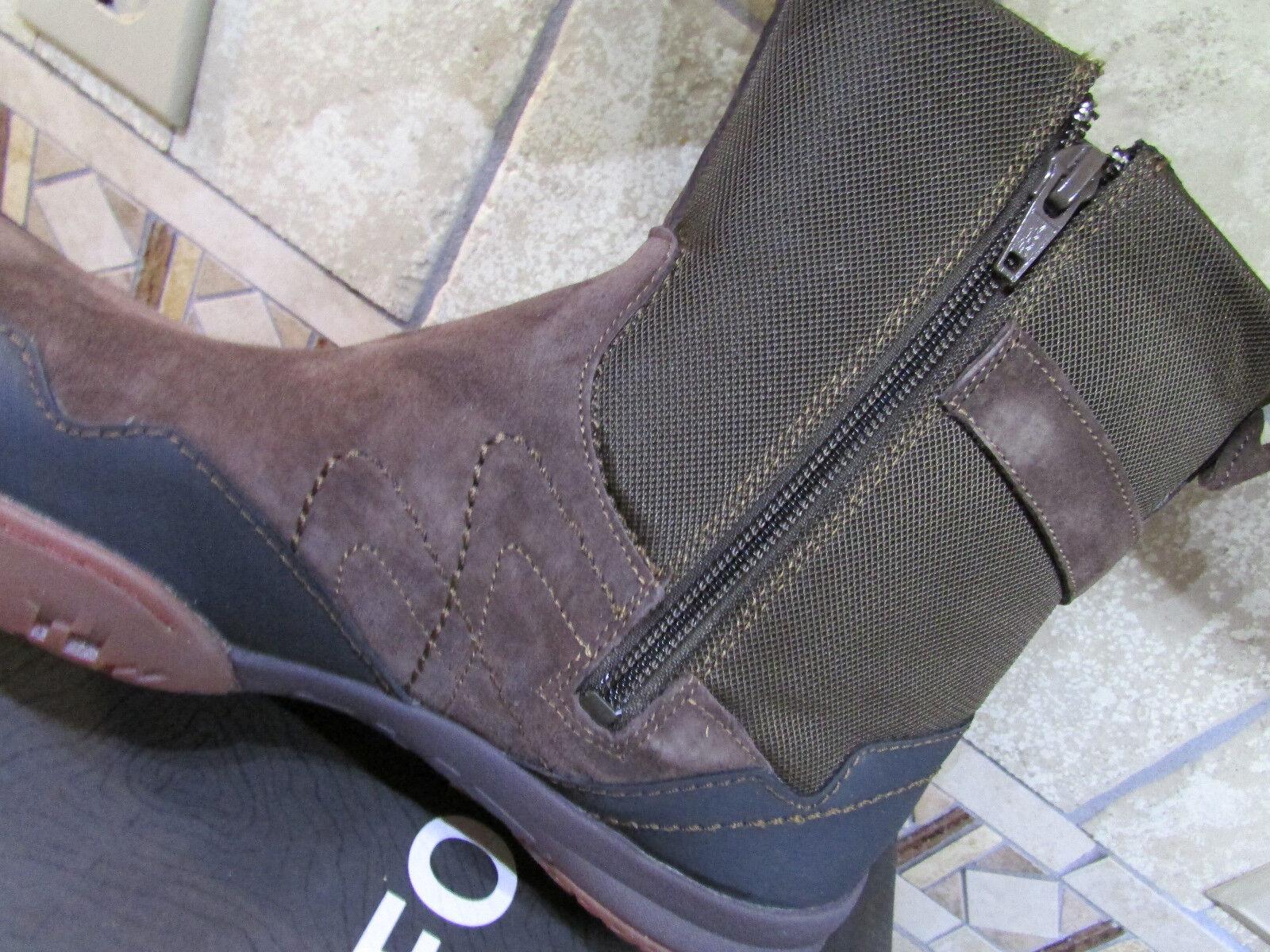 Nuevas botas de Mujer cuero impermeables Merrell Albany Cielo para Mujer de 10.5 Espresso Mid J42356 da76d7