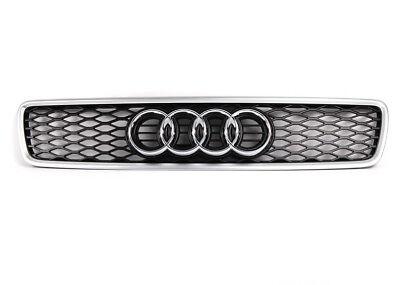 Calandre grill alu mat brillant s4 rs4 Original Audi a4 b5 8d0853651t 1l1