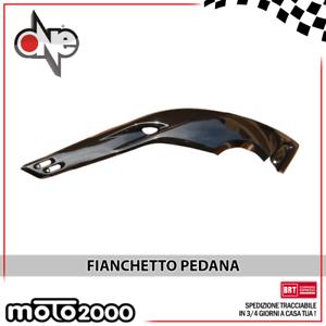 FIANCHETTO-PEDANA-BOOMERANG-NERO-SINISTRO-PER-YAMAHA-T-MAX-TMAX-500-2001-2007