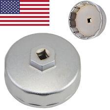 74mm Oil Filter Wrench Cap Housing Tool For Chrysler Mercedes Porsche Mazda #B