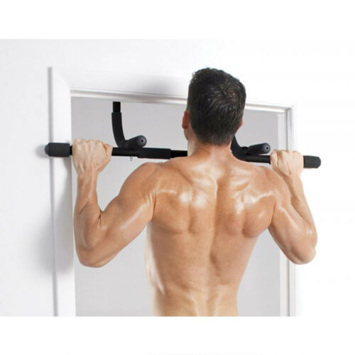 Pull Up Bar Chin Up Sit Up Doorway Home Fitness Strength Workout Gym Bar 4 in 1