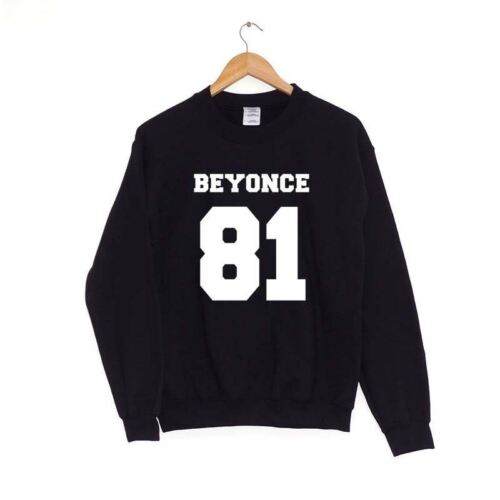 Beyonce 81SWEATSHIRT//JUMPERJay Z Drunk in Love