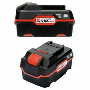 Parkside 20V 4Ah Battery PAP 20 A3 Compatible With All X 20V Team Series Tools