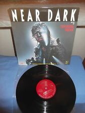 "Tangerine Dream ‎""Near Dark"" LP OST VARESE SARABANDE USA 1987"