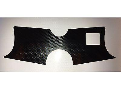 HONDA CBR600 F2 1991 to 1994 Carbon Fiber Effect Top Yoke Protector Cover Decal