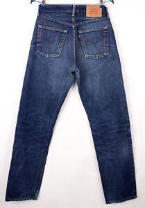 Levi's Strauss & Co Hommes 521 02 Droit Jambe Slim Jean Taille W31 L34 BCZ686